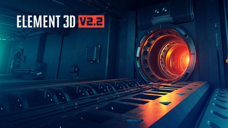 VIDEO COPILOT Element 3D v2 2 Full Version Crack | Download Pirate