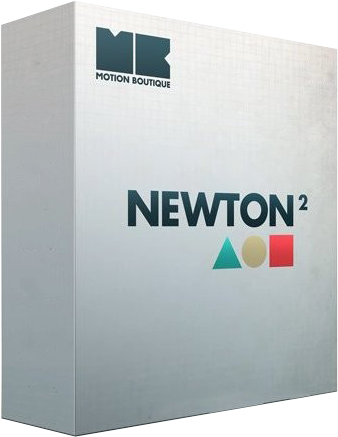 Motion Boutique Newton 2 1 22 for After Effects   Download