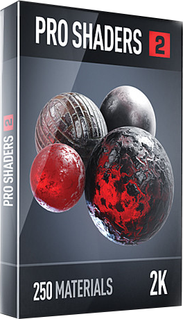 VIDEO COPILOT Pro Shaders 2 for Element 3D | Download Pirate