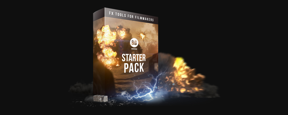 VfxCentral Big VFX Starter Pack | Download Pirate