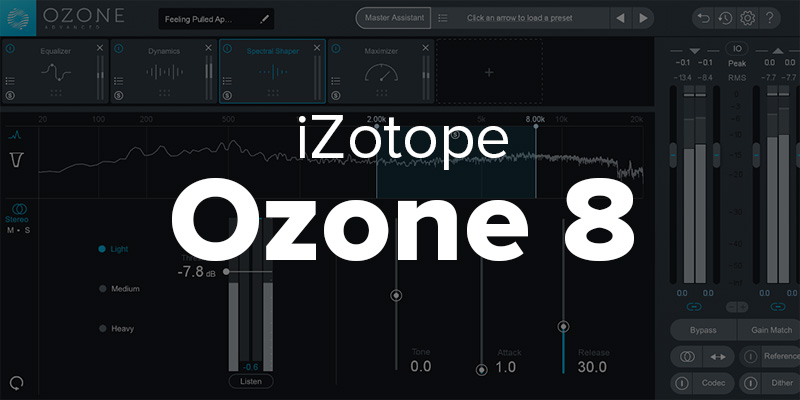 iZotope Ozone 8 Advanced VST Full Version | Download Pirate