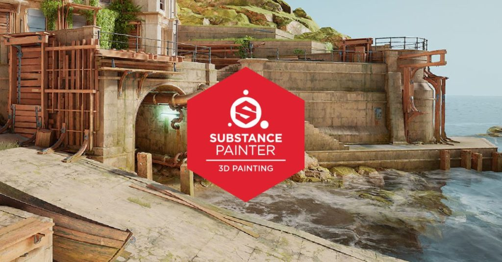 Allegorithmic Substance Painter 2019 1 Full Version for MAC