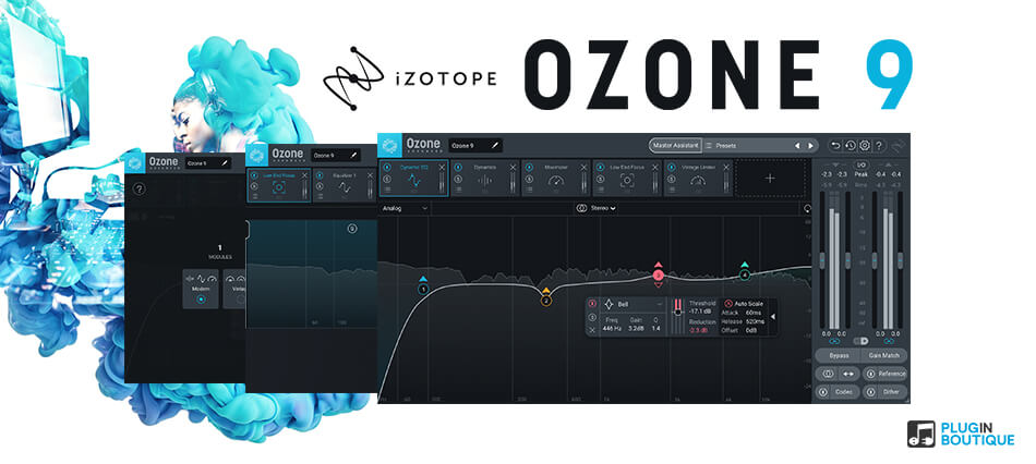 iZotope Ozone Advanced 9.0.2 Standalone Free Download